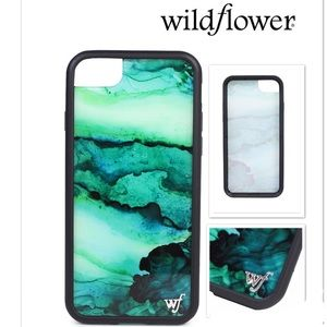 Wildflower Limited Edition iPhone 6/7/8 Case - NIB